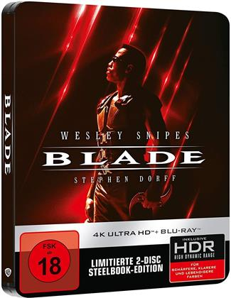 Blade (1998) (Limited Edition, Steelbook, 4K Ultra HD + Blu-ray)