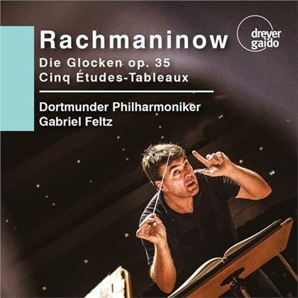 Dortmunder Philharmoniker, Sergej Rachmaninoff (1873-1943) & Gabriel Feltz - Die Glocken (Hybrid SACD)