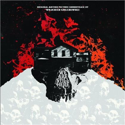 Wojciech Golczewski - We Are Still Here - OST (Red Vinyl, LP)