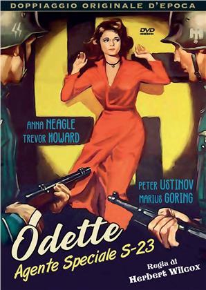 Odette - Agente speciale S-23 (1950) (Doppiaggio Originale D'epoca, n/b)