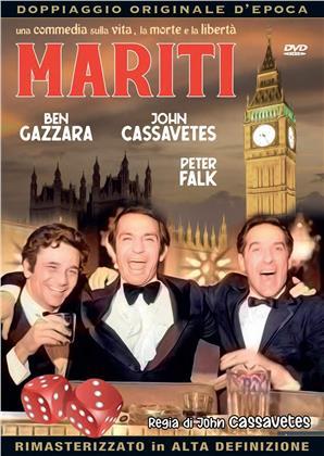 Mariti (1970) (Doppiaggio Originale D'epoca, HD-Remastered, Riedizione)