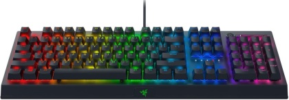 Razer BlackWidow V3 Gaming Keyboard - (Green Switch) [US Layout]