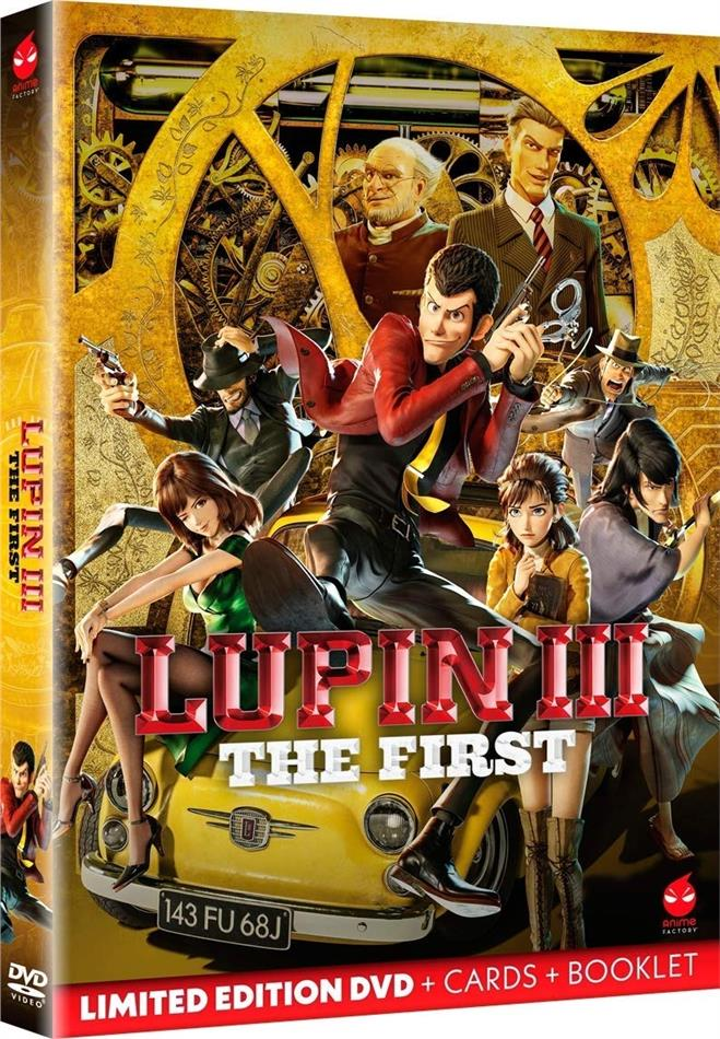 Lupin III - The First (Edizione Limitata)