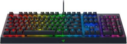 Razer BlackWidow V3 Gaming Keyboard - (Green Switch) [Swiss Layout]