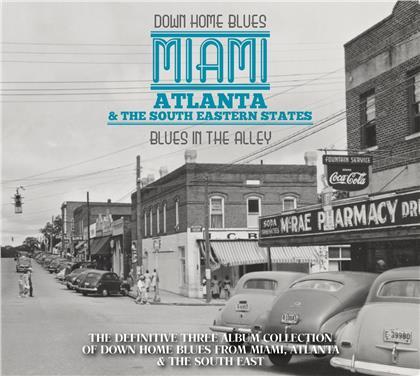 Down Home Blues - Miami, Atlanta (3 CDs)