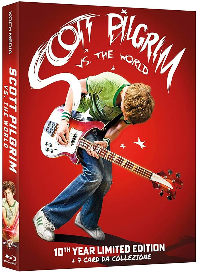 Scott Pilgrim vs. the World - (10th Year Limited Edition) (2010)