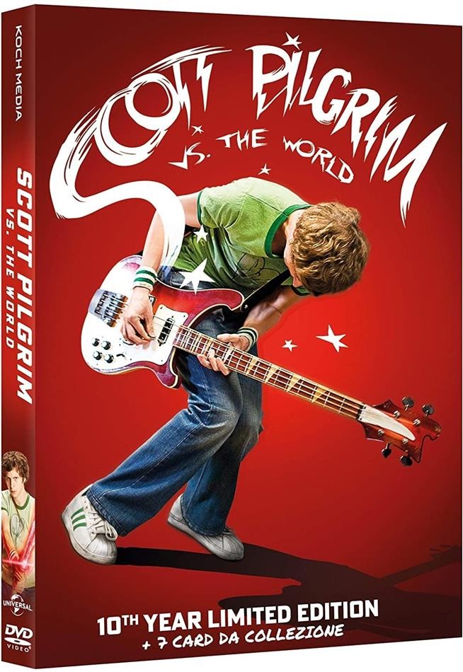 Scott Pilgrim vs. the World - (10th Year Limited Edition) (2010) (2 DVD)