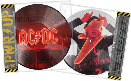 AC/DC - PWR UP (Power Up) (Limited Edition, Picture Disc, LP)