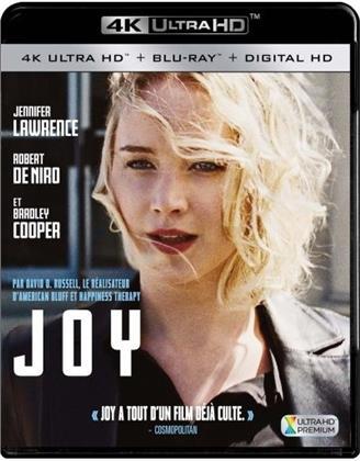 Joy (2015) (4K Ultra HD + Blu-ray)