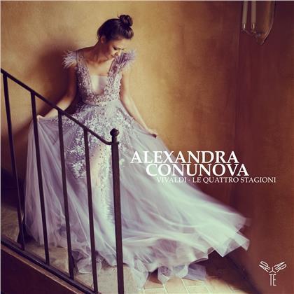 Antonio Vivaldi (1678-1741) & Alexandra Conunova - Four Seasons