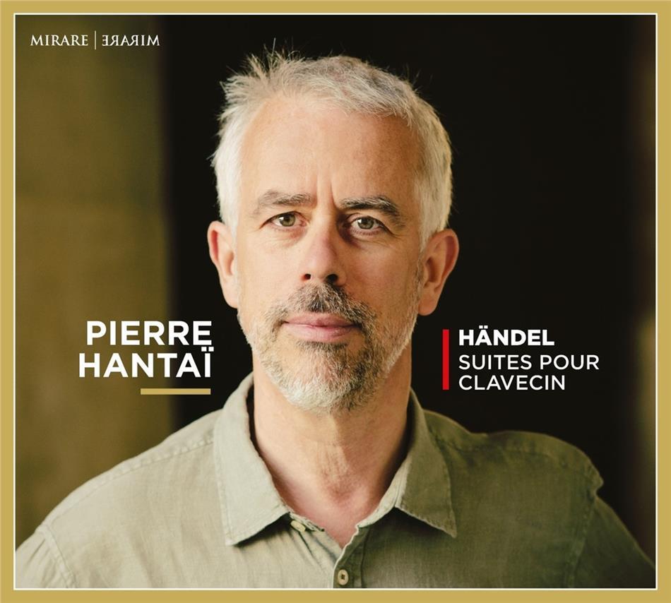 Pierre Hantai & Georg Friedrich Händel (1685-1759) - Händel Suites Pour Clavecin