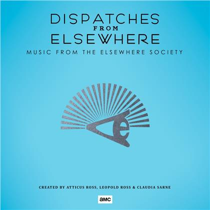 Atticus Ross, Leopold Ross & Claudia Sarne - Dispatches From Elsewhere (Music From The Elsewhere Society) - OST (Limited Edition, LP + Digital Copy)