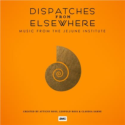 Atticus Ross, Leopold Ross & Claudia Sarne - Dispatches From Elsewhere (Music From The Jejune Institute) - OST (LP)