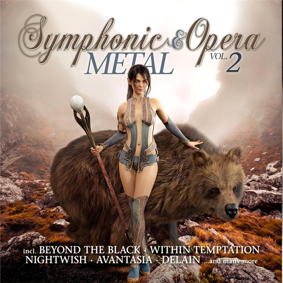 Symphonic & Opera Metal Vinyl Edition Vol. 2 (LP)