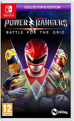 Power Rangers - Battle for the Grid (Collector's Edition)
