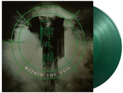 Fear Of God - Within The Veil (2020 Reissue, Music On Vinyl, Limited Edition, Green Vinyl, LP)
