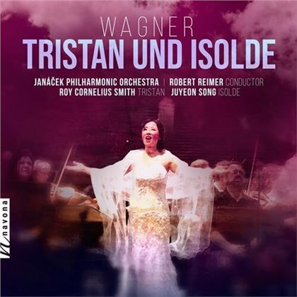Richard Wagner (1813-1883), Juyeon Song, Roy Cornelius Smith, Janacek Philharmonic Orchestra & Robert Reimer - Tristan Und Isolde
