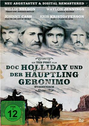 Doc Holliday und der Häuptling Geronimo (1986) (Remastered)
