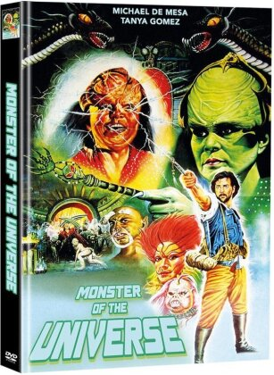Monster of the Universe (1986) (Cover B, Super Spooky Stories, Limited Edition, Mediabook, 2 DVDs)