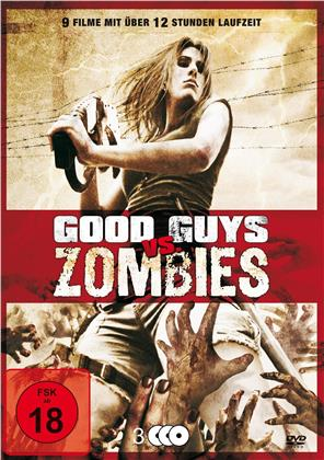 Good Guys vs. Zombies - 9 Filme (3 DVDs)