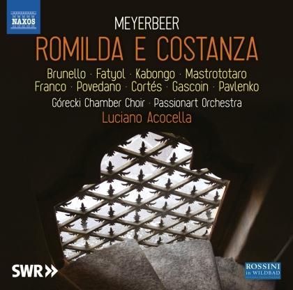 Gorecki Chamber Choir, Giacomo Meyerbeer (1791-1864), Luciano Acocella, Brunello, Fatyol, … - Romilda E Costanza