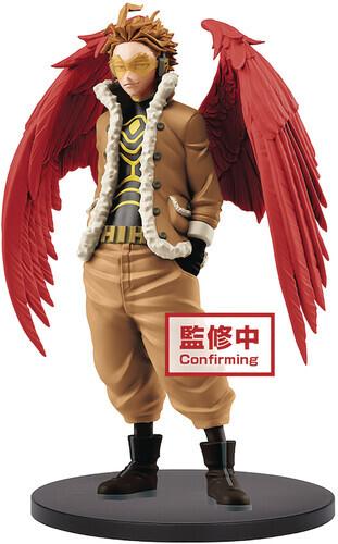 Banpresto - My Hero Academia Age Of Heroes Hawks Figure