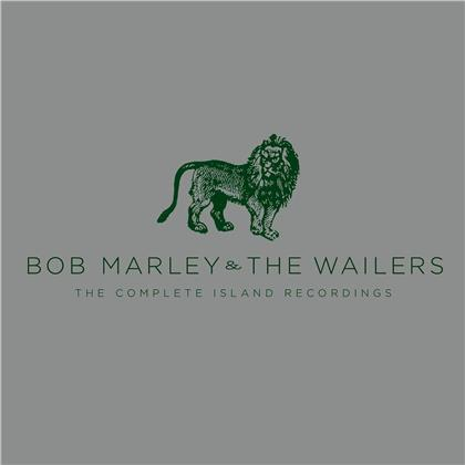 Bob Marley & The Wailers - Complete Recordings (9 Studio / 2 Live Albums) (11 CDs)