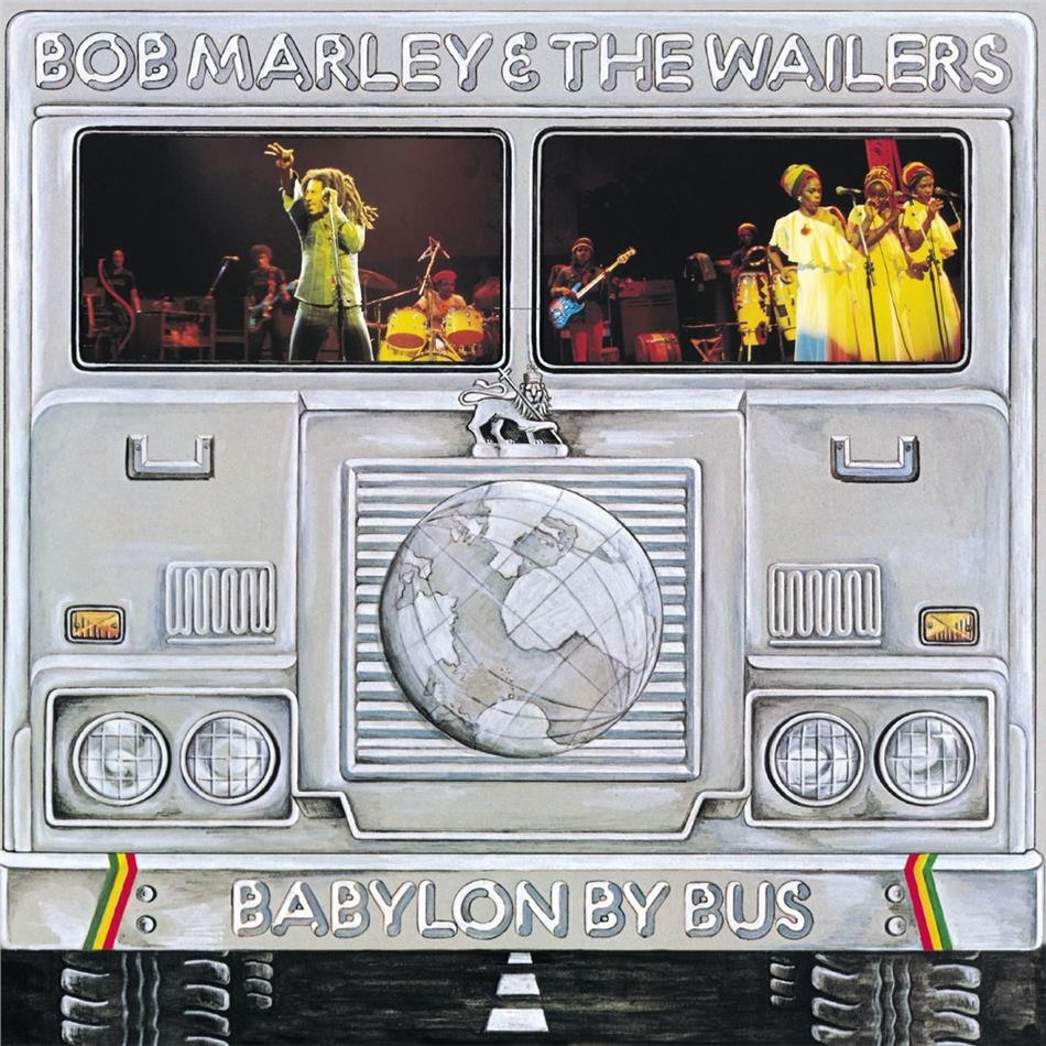 Bob Marley - Babylon By Bus (2020 Reissue, Island, Half Speed Master, 2 LPs)