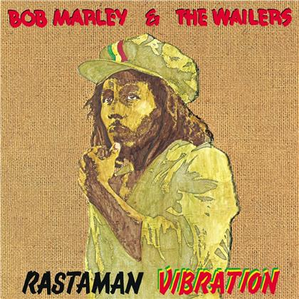 Bob Marley - Rastaman Vibration (2020 Reissue, Island, Half Speed Master, LP)