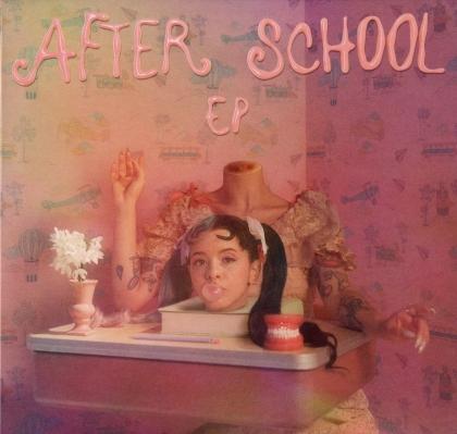 Melanie Martinez - After School (Extended Edition, Blue Vinyl, LP)