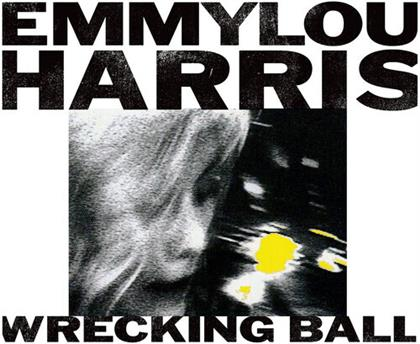 Emmylou Harris - Wrecking Ball (2020 Reissue, Nonesuch, LP)