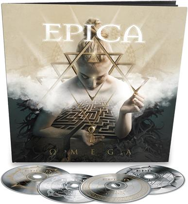 Epica - Omega (Earbook, 4 CDs)