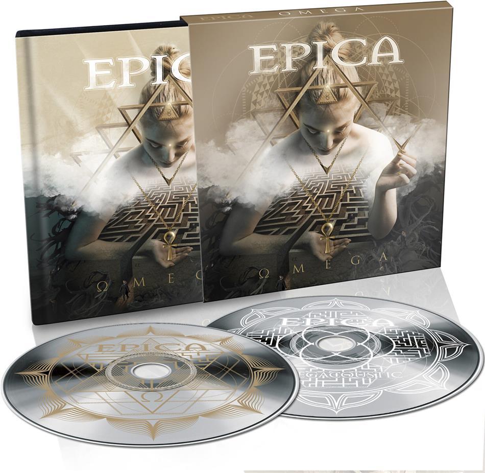Epica - Omega (Digibook, 2 CDs)