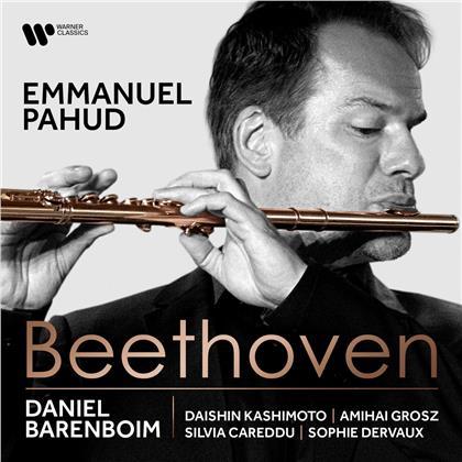 Emmanuel Pahud, Daniel Barenboim, Daishin Kashimoto, Félix Dervaux, Grosz, … - Beethoven