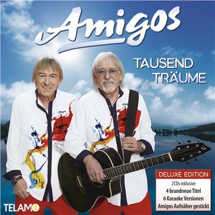 Amigos - Tausend Träume (Deluxe Edition, 2 CDs)