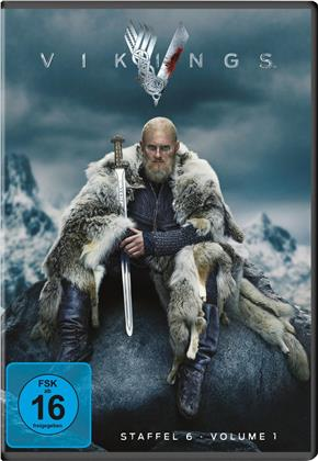 Vikings - Staffel 6.1 (3 DVDs)