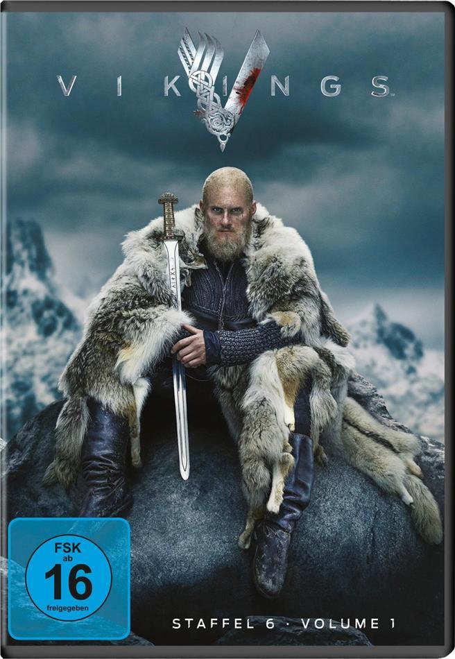 Vikings - Staffel 6.1 (3 DVDs)
