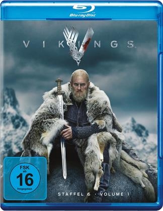 Vikings - Staffel 6.1 (3 Blu-rays)