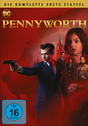 Pennyworth - Staffel 1 (3 DVDs)