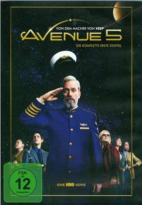 Avenue 5 - Staffel 1 (2 DVDs)