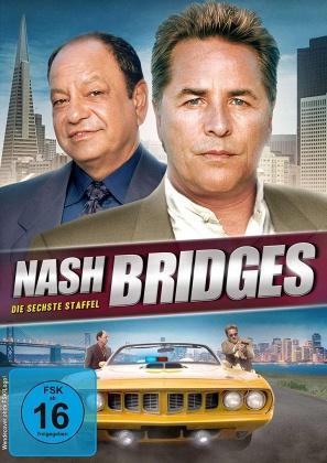 Nash Bridges - Staffel 6 (6 DVDs)