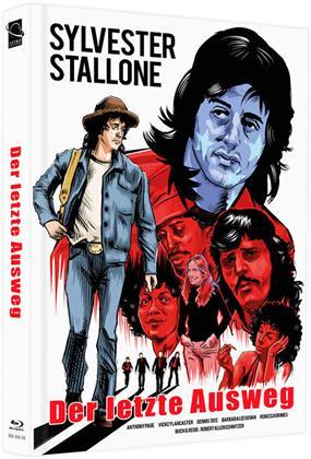 Der letzte Ausweg (1970) (Cover H, Limited Edition, Mediabook, 2 Blu-rays)