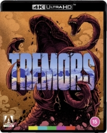 Tremors (Limited Edition, 4K Ultra HD + Blu-ray)