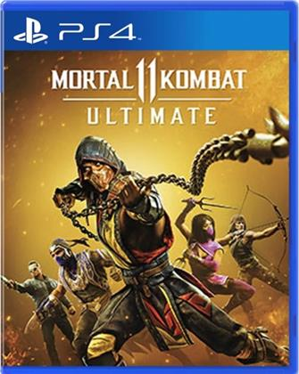 Mortal Kombat 11 Ultimate (German Edition)