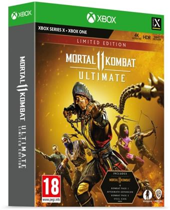Mortal Kombat 11 Ultimate - (Steelbook Edition)