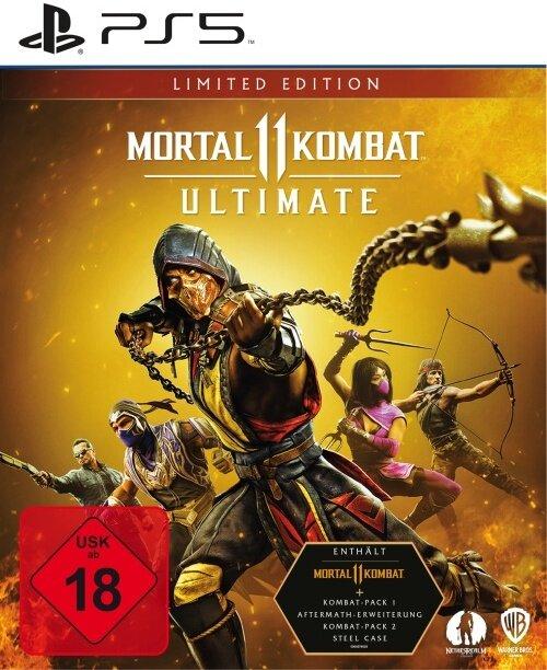 Mortal Kombat 11 Ultimate - (Steelbook Edition) (German Edition)