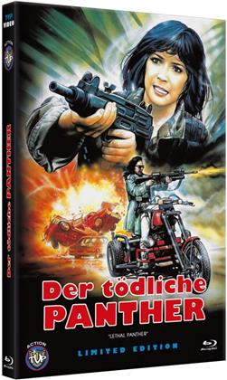 Der tödliche Panther (1990) (Limited Edition, Blu-ray + DVD)