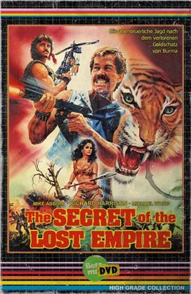 The Secret of the Lost Empire (1988) (High Grade Collection, Grosse Hartbox, Limited Edition, Uncut)