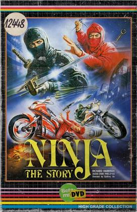 Ninja - The Story (1986) (High Grade Collection, Grosse Hartbox, Limited Edition, Uncut)