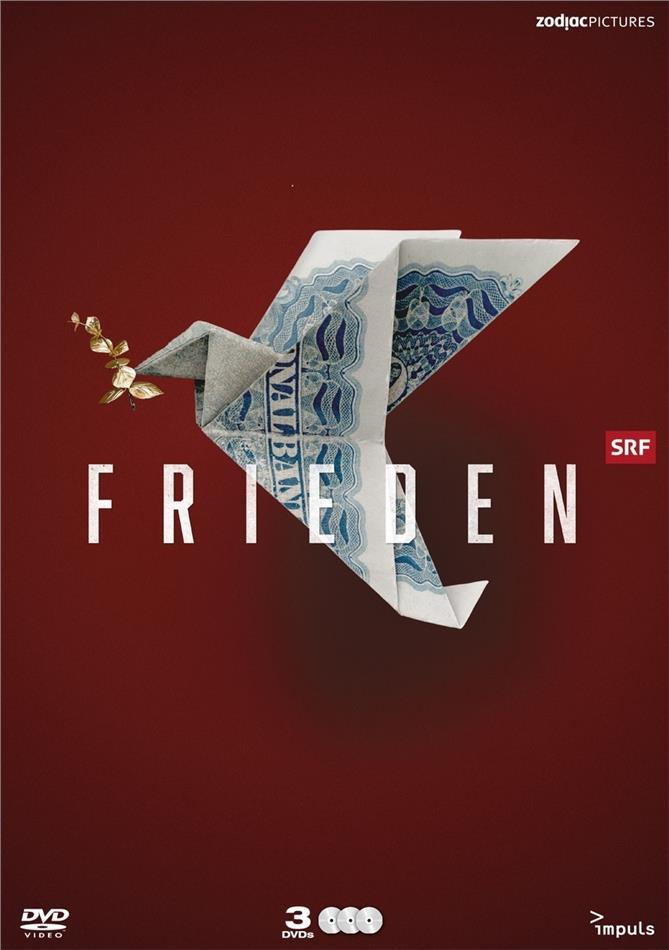 Frieden (SRF, 3 DVDs)